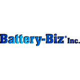 Battery Biz Hi-Capacity B-744 Nickel-Metal Hydride Cordless Phone Battery