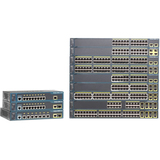 WS-C2960-24PC-S - Cisco Catalyst 2960-24PC-S Ethernet Switch - 2 x SFP (mini-GBIC) Shared - 24 x 10/100Base-TX LAN, 2 -WS-C2960-24PC-S