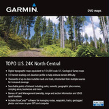 Garmin TOPO U.S. 24K North Central Digital Map