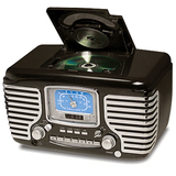 Crosley CR612 Clock Radio - CR612BK