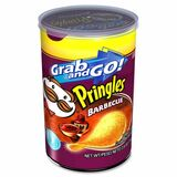 P&G Pringles Grab and Go Potato Crisps