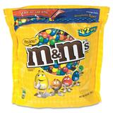 Advantus M&amp;M Peanut Candy - SN32437