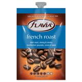 Flavia French Roast Coffee - Flavored -  0.25 oz