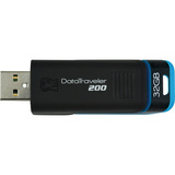 Kingston 32GB DataTraveler 200 USB 2.0 Flash Drive