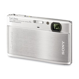 Sony Cyber-shot DSC-TX1 Point & Shoot Digital Camera - Silver