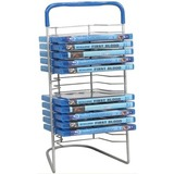 Atlantic Nestable DVD Wire Rack