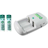 UltraLast Green ULGTRAVEL On the Go Battery Charger