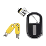 Kensington MicroSaver K64538 Keyed Retractable Notebook Lock - 64538