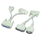 QVS Splitter Serial Cable