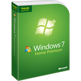 Microsoft Windows 7 Home Premium - Upgrade - GFC00020