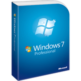 FQC-00129 - Microsoft Windows 7 Professional 64-bit - 1 PC