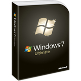 Microsoft Windows 7 Ultimate - Upgrade