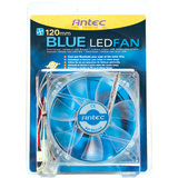 120mm Blue LED Fan Cooling Fan - 120MM BLUE LED FAN