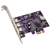 Sonnet ALLEGRO 3-port Firewire 400 PCI Express Card