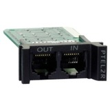 APC Replaceable, Rackmount, 1U, 2 Line Telco Surge Protection Module