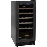 Haier 26-Bottle Freestanding Wine Cellar