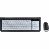 LifeWorks IH-K240LB Wireless Keyboard and Mouse for Notebooks