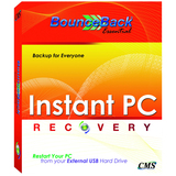 CMS Products BounceBack Essential v.9.2 Instant Recovery Software