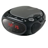 GPX CC319B CD Clock Radio