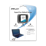 PNY 16GB Secure Digital High Capacity (SDHC) Card - Class 4