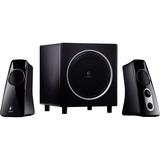Logitech Z523 2.1 Speaker System - 40 W RMS 980-000319