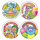Teacher Created Resources Critters Birthday Wear Em Badge