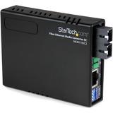 StarTech 10/100 Fiber to Ethernet Media Converter Multi Mode SC 2 km