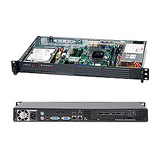 Supermicro SuperChassis 502L-200B Rackmount Enclosure