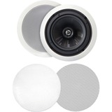 BIC America MSR-PRO6 Weather Resistant In-Ceiling Speaker - MSRPRO6
