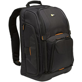 "Case Logic SLRC-206 Carrying Case (Backpack) for 17"" Camera, Notebook - Black SLRC-206"