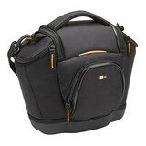Case Logic SLRC202 Carrying Case for Camcorder - Black SLRC-202
