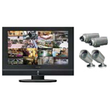 Clover LCD26164 16-Channel Video Surveillance System