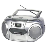 Emerson PD6548SL Radio/CD/Cassette Player/Recorder Boombox