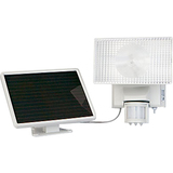 Maxsa Solar-Powered Motion-Activated 50 LED Security Floodlight