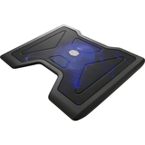 Cooler Master NotePal X2 - Gaming Laptop Cooling Pad with 140mm Blue LED Fan R9-NBC-4WAK-GP