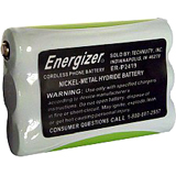 Technuity Energizer ER-P2419 Cordless Phone Battery