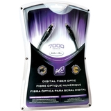 Bell'O DF7202 Fiber Optic Audio Cable - 79'