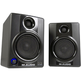 Pinnacle M-Audio AV 40 2.0 Speaker System - Black