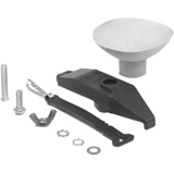 Humminbird MHX SPT Transducer Hardware Kit