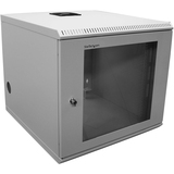 StarTech.com 10U 19in Wall Mounted Server Rack Cabinet CAB1019WALL