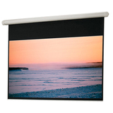 "Draper Salara Electric Projection Screen - 109"" - 16:10 - Wall Mount, Ceiling Mount 132175"