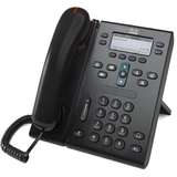 Cisco Unified 6941 IP Phone - Desktop, Wall Mountable CP-6941-CL-K9=