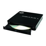 Gear Head 8XDVDEXTLS 8x DVD RW Mobile Slim Drive with LightScribe