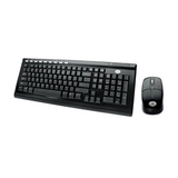 Gear Head KB5100W Wireless Desktop Keyboard and Mouse