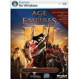 Microsoft Age of Empires III: Complete Collection for PC