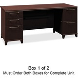 Bush Enterprise 2972MCA1-03 Pedestal Desk Box 1 of 2
