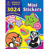 Teacher Created Resources Mini Stickers Book - 4228