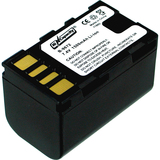 Battery Biz Hi-Capacity B-9672 Camcorder Battery