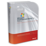 Microsoft Windows Small Business Server 2008 Premium Edition with Service Pack 2