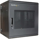 StarTech.com 12U 19in Hinged Wall Mount Server Rack Cabinet - RK1219WALHM